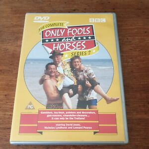 Only Fools and Horses the Complete SERIES 2 DVD Region 2 UK EUROPE Like New