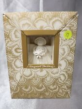 "1987 Margaret Furlong Bouquet 4"" Angel Shell Ornament"