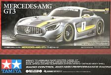 TAMIYA MERCEDES-AMG GT3 - 1/10 RC Radio Control Car - New + Sealed