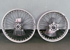 New Sunline Front and Rear Wheel for Yamaha