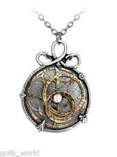 GENUINE Alchemy Gothic Steampunk Pendant - Anguistralobe | Men's Ladies Necklace