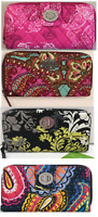 Vera Bradley TURNLOCK WALLET - U Choose your Design (New with Tags)