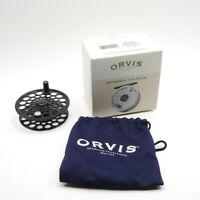 Orvis Battenkill BBS V Fly Reel Spare Spool. Black. W/ Box and Case.