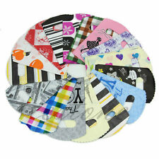 50Pcs Plastic Random Color Packing Shopping Jewelry Bag Wedding Gift Bag 15X9CM