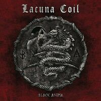 Lacuna Coil - Black Anima (black LP+CD) [New Vinyl LP] With CD, Germany - Import