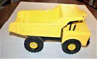 Tonka Mighty Dump Truck Pressed Steel Toy Metal 1970's Vintage