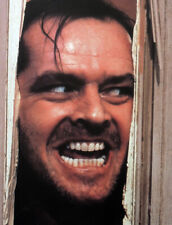 The Shining Poster Page . 1980 Jack Nicholson . Heres Johnny . E3A