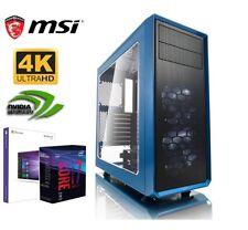 SPIELE GAMER PC I7 8700K 6x 4,70GHz GTX 1070 8G 8GB DDR4 1000GB HDD Windows 10