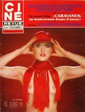 Ciné Revue n°4 - 1978 - Fred Astaire - Sophie Desmarets - Daniele Delorme