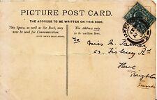 Family History Postcard - Palmer - Hove - Brighton - Sussex - Ref 2073A