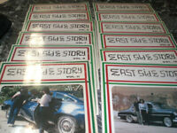 EAST SIDE STORY LPS RECORDS ESS VINYL OLDIES ALL VOLUMES AVAILABLE LP 33 1 - 12