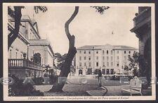 RIMINI CITTÀ 169 HOTEL ALBERGO DEL PARCO - KURSAAL Cartolina