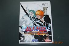 Bleach Shattered Blade Nintendo Wii GB Pal