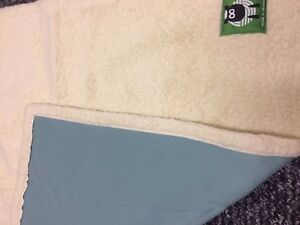 Woollaby Reversible Lambswool Blanket 92 X 95CM ex-display