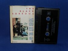 BLACK SORROWS NEVER LET ME GO - RARE AUSTRALIAN CASSINGLE