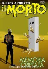 Fumetto Noir IL MORTO n.31