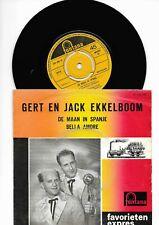 Gert en Jack Ekkelboom. Dutch Favorieten expres. 1964.Piraat. VG+ NM.