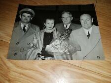 Photo de presse de CORINNE CALVET en voyage
