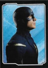 MARVEL - THE AVENGERS - STICKER COLLECTION - No 24 - CAPTAIN AMERICA - By PANINI
