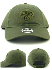 4c6b3563a7a76d New York Knicks NY New Era 9Twenty Women Ladies Olive Green '47 Hat Cap