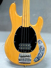 """1977 MUSICMAN Stingray """"Fretless"""" Bass perhaps the rarest Stingray ever made !"""