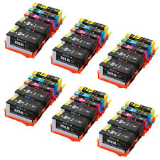 30pcs 920XL Ink Cartridge 2BL/1C/1M/1Y for HP PRINTER OfficeJet 6000 6500a 7500a