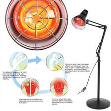 Infrared Light Heating Therapy Floor Stand Lamp Muscle Pain Cold Relief