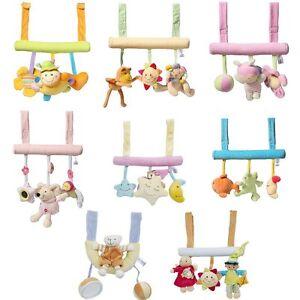 Babyschale Mobile Spielzeug Hänger Mobile Trapez für Babyschale