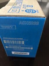 Genuine Konica Minolta YELLOW BIZHUB C25 TNP27 A0X5233 LAST YELLOW Toner
