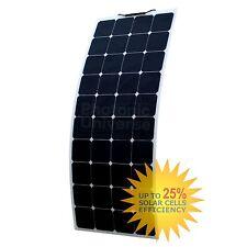 120W panel solar flexible hecha de células de contacto posterior con recubrimiento durable etilenotetrafluoretileno