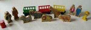 Thomas & Friends Wooden Railway Circus Zoo Train & Animals