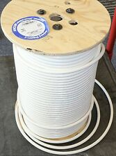 (50' Feet) Ancor RG-213 White Tinned Copper Marine Coaxial Cable *Free Shipping*