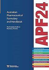 Australian Pharmaceutical Formulary and Handbook APF24