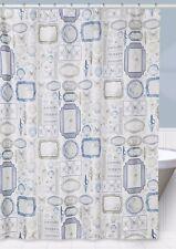 Creative Bath Seaside Fabric Shower Curtain Ocean Beach Seashells Sea Theme NEW