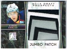 2014-15 ITG DRAFT PROSPECTS JUMBO PATCH #JP-1 AARON EKBLAD 1/5 !! 3 COLOR