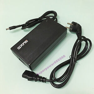 54.6V 2A DC CHARGER SANS FOR 48V ELECTRIC BICYCLE ESCOOTER LI-ION BATTERY US