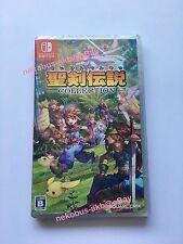 [New] Seiken Densetsu Collection - Nintendo Switch [Japan]