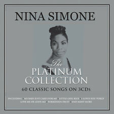 Nina Simone - The Platinum Collection (3LP Gatefold 180g Vinyl) NEW/SEALED