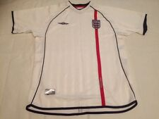 England 2001-03 Home Shirt XL (FFS000330)