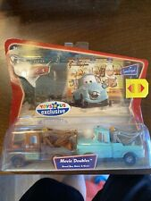 Disney PIXAR Cars Supercharged Movie Doubles, Brand New Mater & Mater