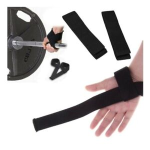 Wrist Brace Support Gym Straps Weight Lifting wrap Body Building Grip Glove