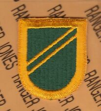 101st Military Police Bn MP Airborne Air Assault beret flash patch c/e