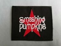 Smashing Pumpkins Sew or Iron On Patch