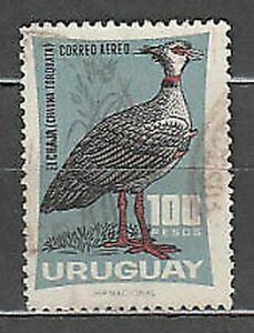 Uruguay - Air Yvert 281 Used Fauna. Bird