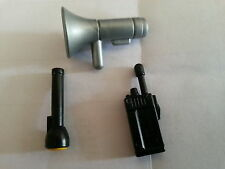 PLAYMOBIL: MEGAPHONE LAMPE TALKIE WALKIE/ MEGAPHON LIGHT #153