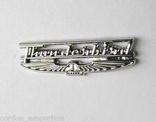 THUNDERBIRD LOGO AUTOMOBILE CAR AUTO LAPEL PIN BADGE 1 INCH