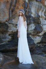 Lace Long Sleeve Wedding Dresses