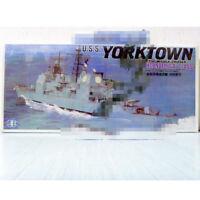 Lee 1/700 USS YORKTOWN MISSILE CRUISER TICONDEROGA CLASS Model Kit