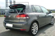 VW GOLF MK6  VI GTI LOOK REAR ROOF SPOILER