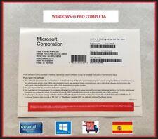 Windows 10 Pro Dvd + Coa  Paquete Completo  /  Idioma Ingles - Enviado A España